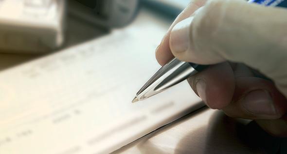 Cheques y otros documentos bancarios tendrán nuevo formato