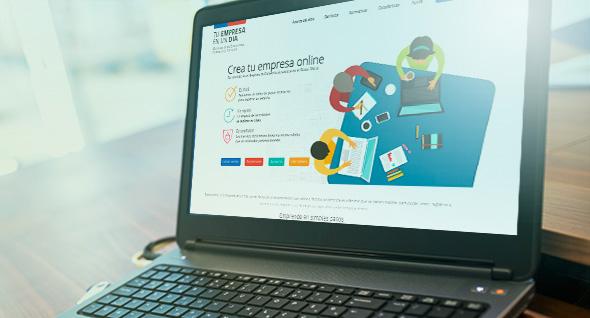 67% de los dueños chilenos han creado su empresa por Internet
