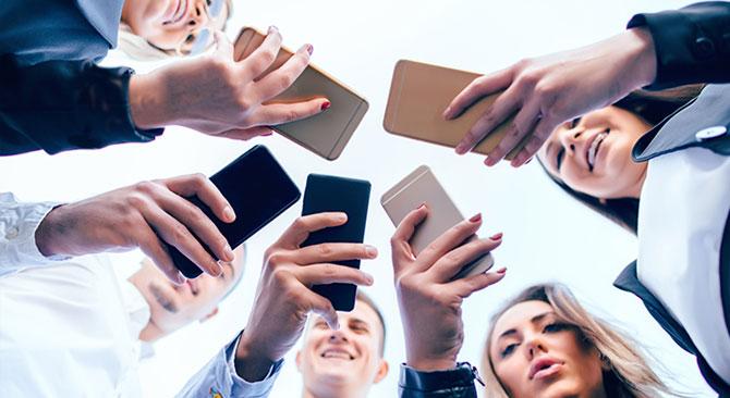 4 tendencias móviles que cambiarán el escenario de los negocios