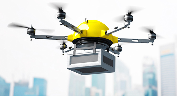 El futuro con cielos ocupados: la nueva frontera empresarial