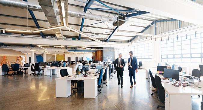 Smart Office, el futuro empresarial