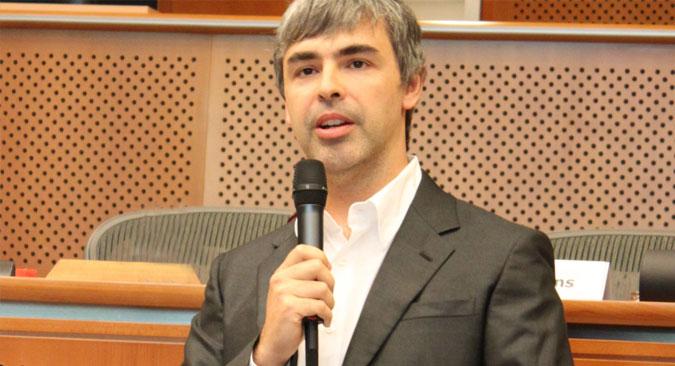 Larry Page y Sergey Brin y su cultura empresarial