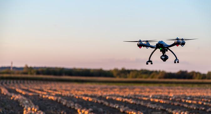 El crecimiento del uso de drones en el mercado chileno
