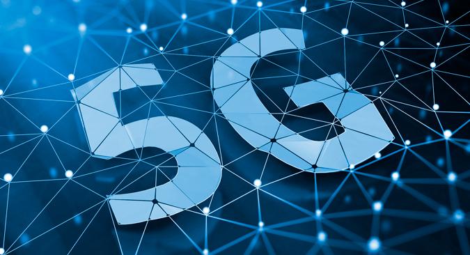 Hacia el futuro con red 5G