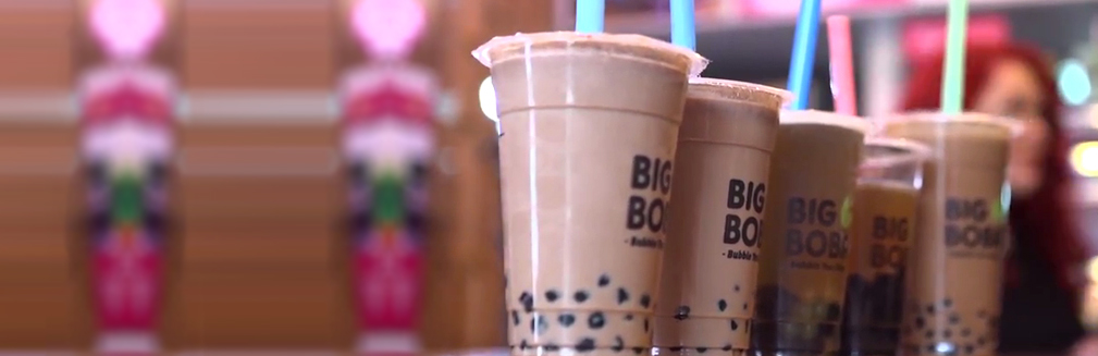 Big Boba Bubble Tea