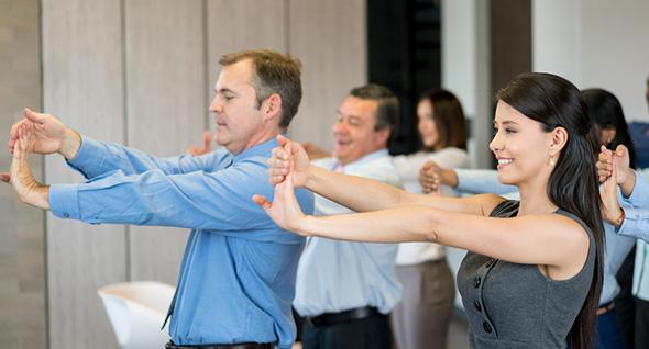 Pausas activas: ¡relaja tu cuerpo en el trabajo!