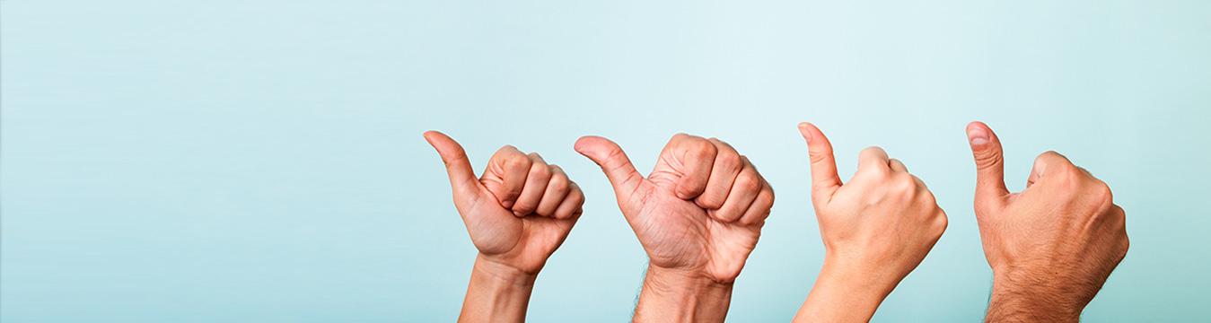 Los comentarios de clientes posicionan tu marca en Internet