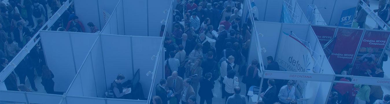 ¡Entel Empresas te regala un stand para el Salón Pyme 2017!