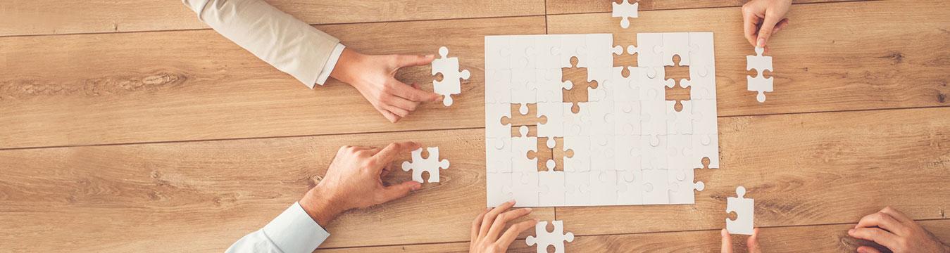5 maneras para trabajar colaborativamente