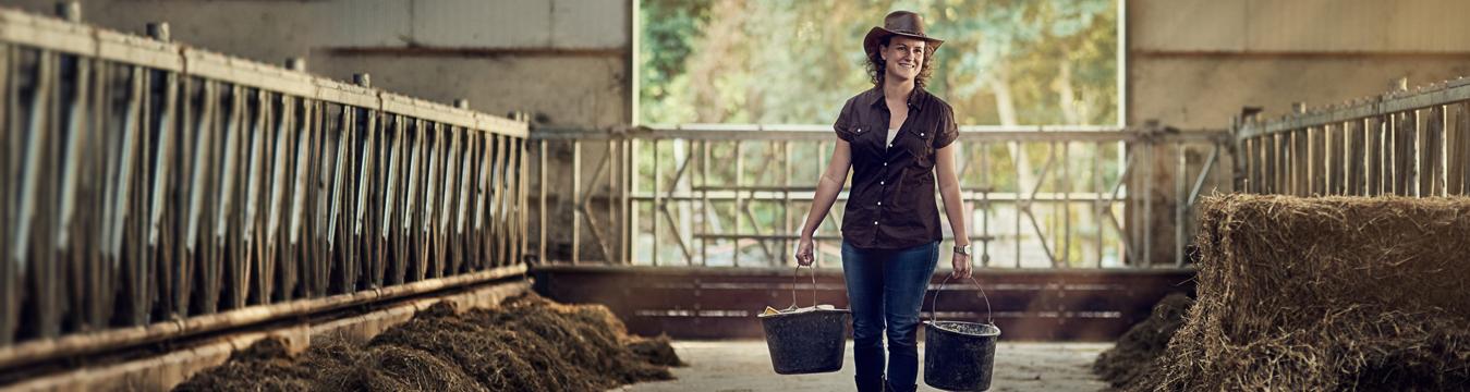 ¡Participa por $1 millón para emprendimientos femeninos rurales!
