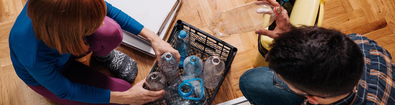 Empresas funcionan con materiales reciclados, ¿cómo lo hacen?