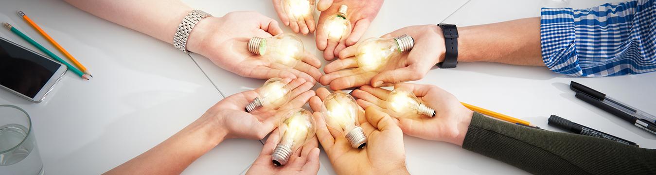 5 claves para potenciar tu creatividad y fomentar las ideas