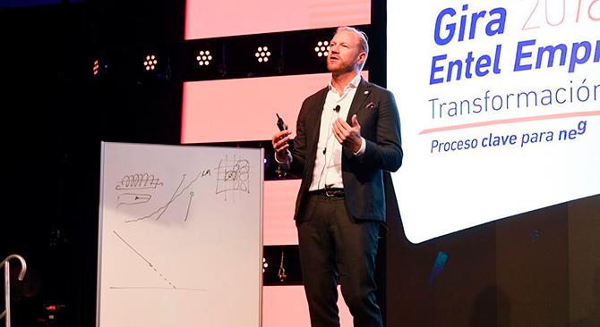 "Jonas Kjellberg: ""Para innovar hay que mezclar tecnología con pasión"""