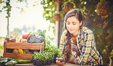 Pasos para que tu negocio vegetariano llegue a una App