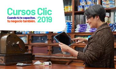 Digitalízate y obtén eficacia operacional con el primer Curso Clic 2019