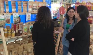 Pymes reactivaron su economía con la Feria Navideña de Entel