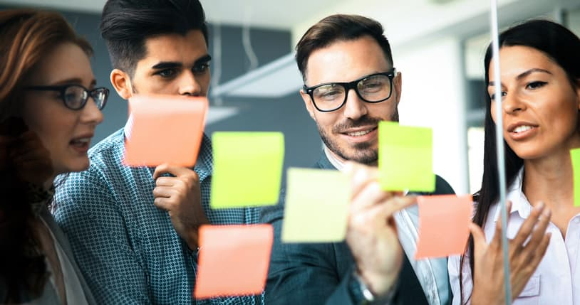 Qué es design thinking y cómo enfocarlo en el cliente