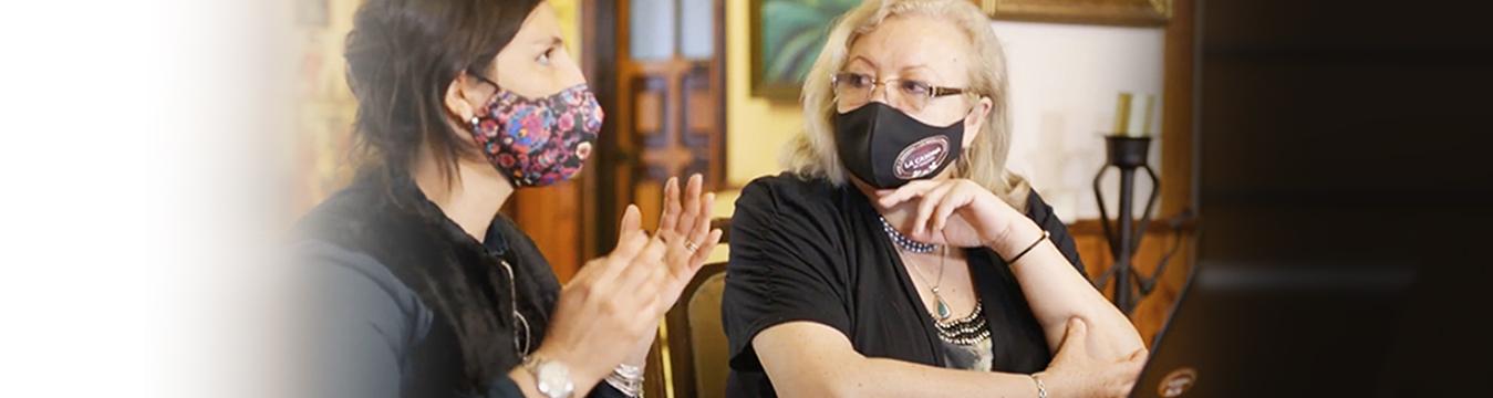 Digitalizados: Casona El Monte quiere renovarse