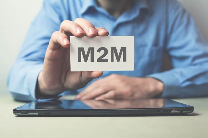 ¿En qué consiste la tecnología M2M?