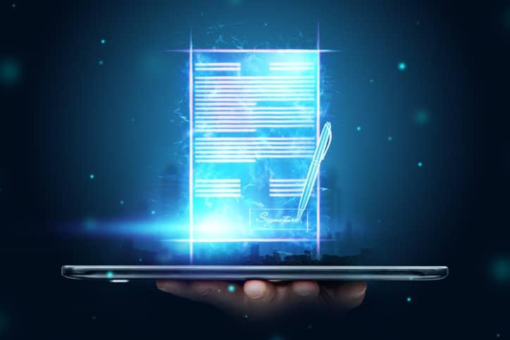 Formato de contrato de trabajo en Chile y ventajas de digitalizarlo
