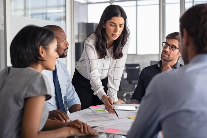 ¿Qué roles debe tener un equipo de trabajo?