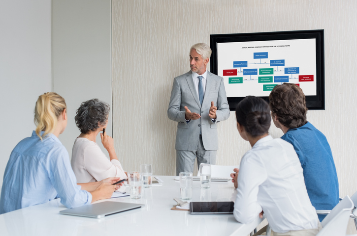 CFO, CEO, CTO y otros altos cargos empresariales que deberías conocer
